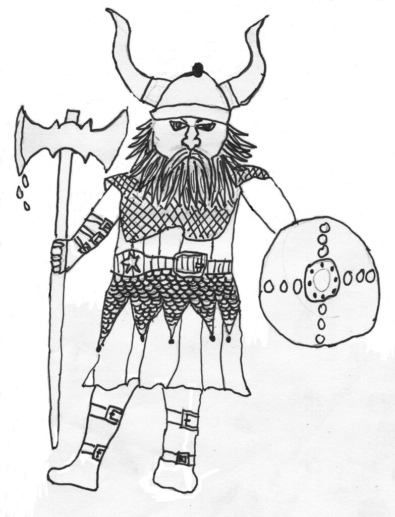 Vikings by Dylan, NSW