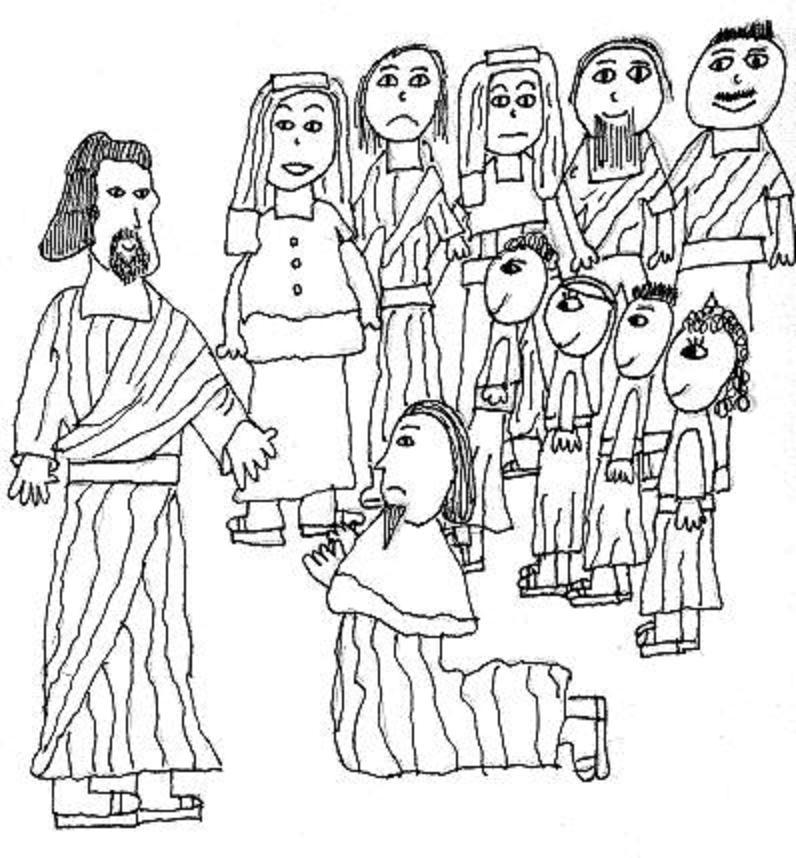 Jesus by Tayla, NSW